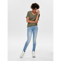 JEANS CORAL LIFE LOW SKINNY