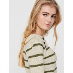 Sailor knit sweater